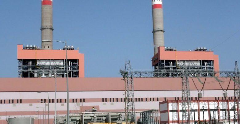 محطة كهرباء خليج السويس